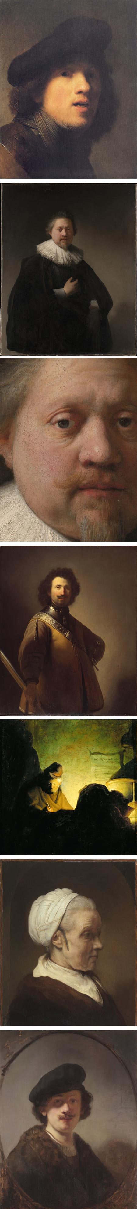Rembrandt in America