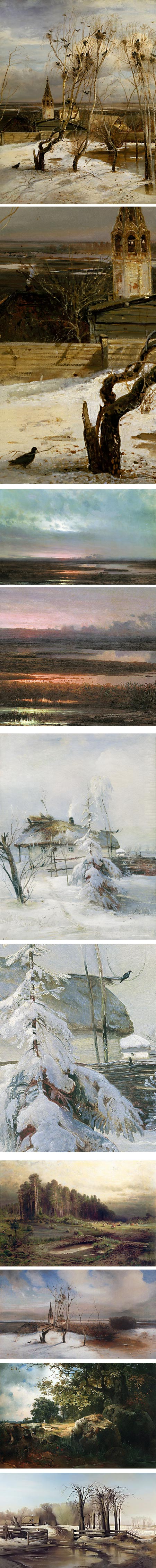 Alexei Savrasov