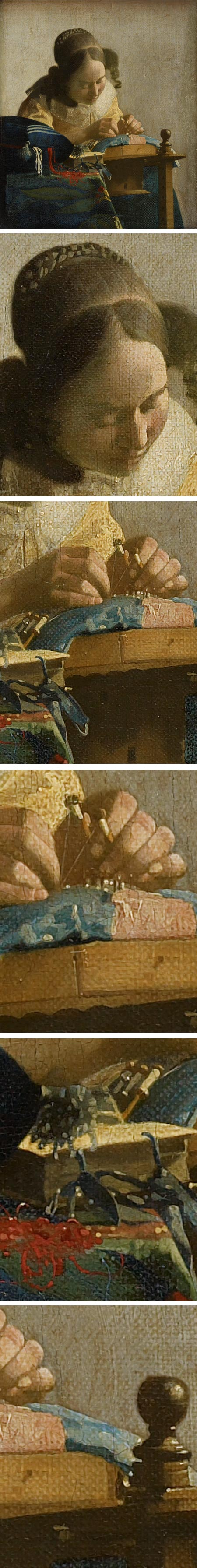 Vermeer's The Lacemaker