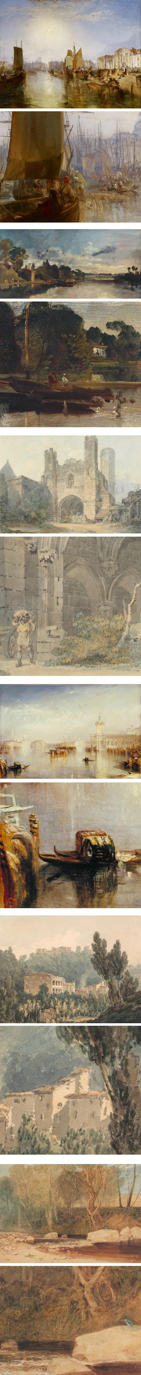 J.M.W. Turner on Google Art Project