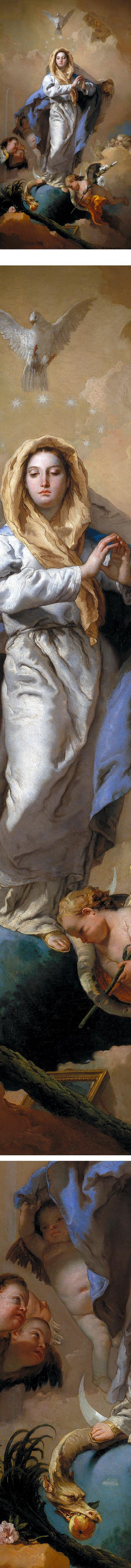 The Immaculate Conception, Giambattista Tiepolo