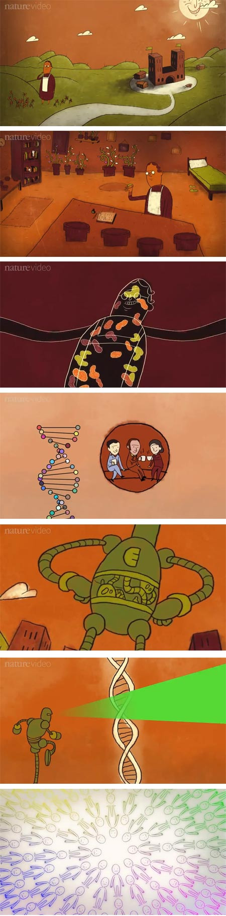 The Story of You: ENCODE and the human genome