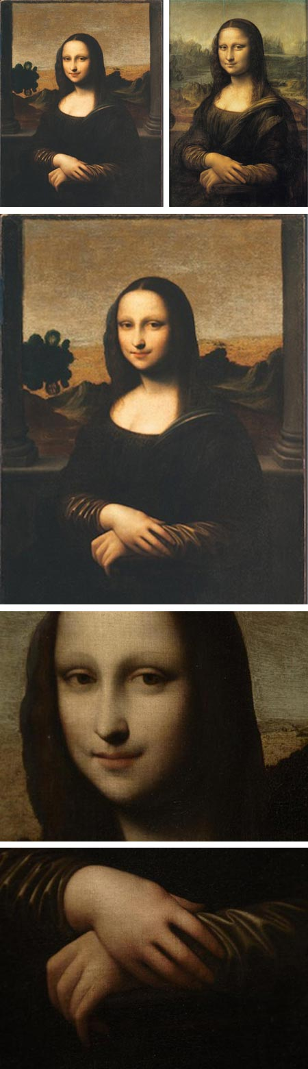 Younger Mona Lisa