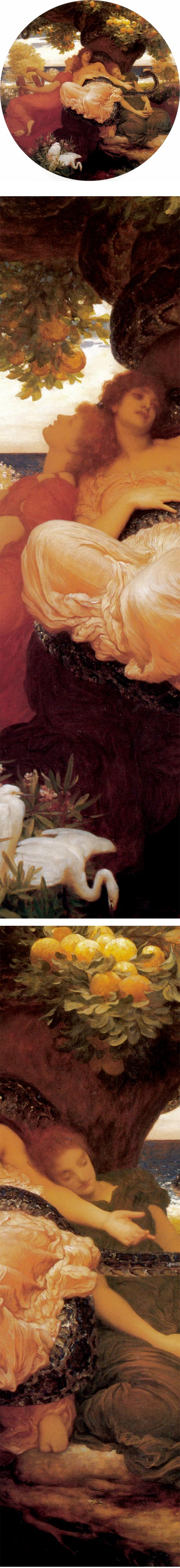 The Garden of the Hesperides, Frederic Leighton