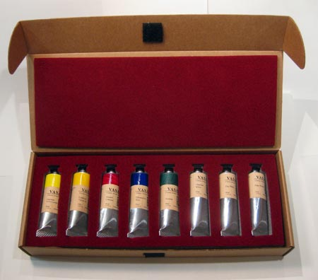 Vasari Classic Artists' Oil Colors