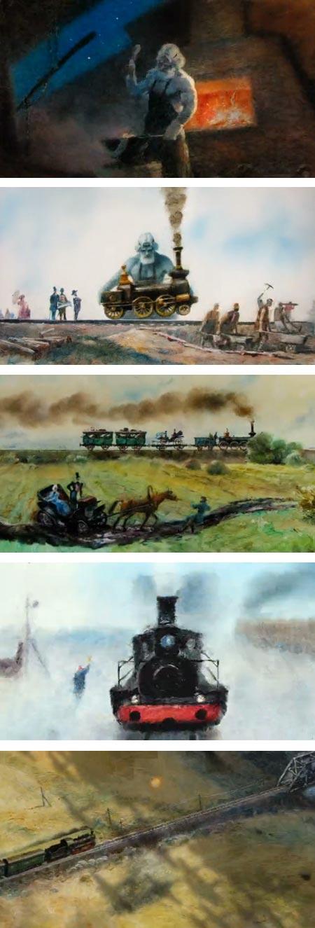 Russian Railways - Alexander Petrov