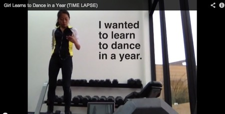 I learned to dance in a year, Sara Cheng