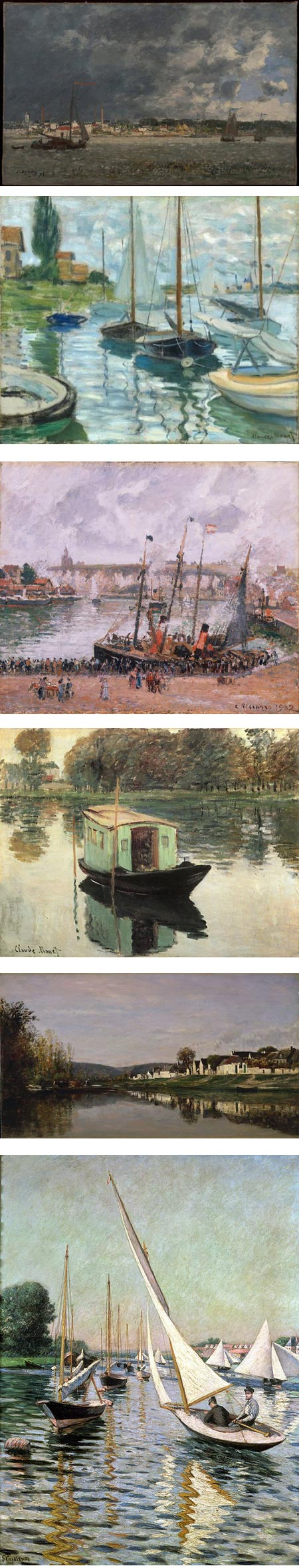 Impressionists on the Water