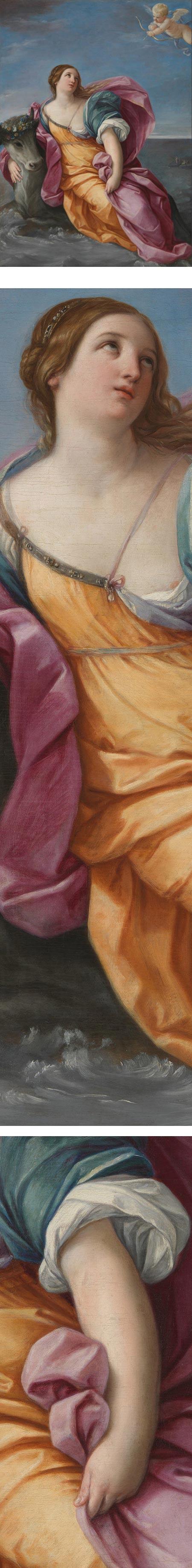 The Rape or Europa, Guido Reni; National Gallery, London