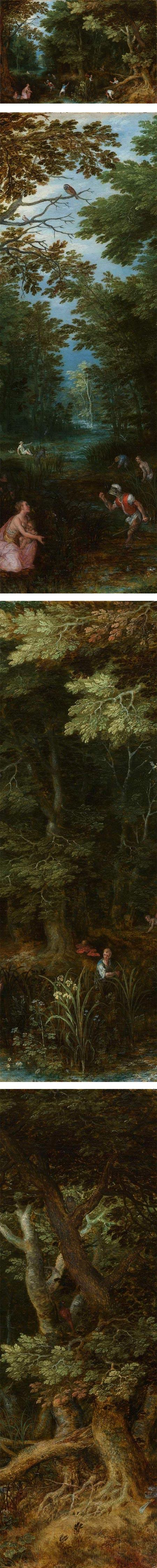 Latona and the Lycian Peasants, Jan Brueghel the Elder