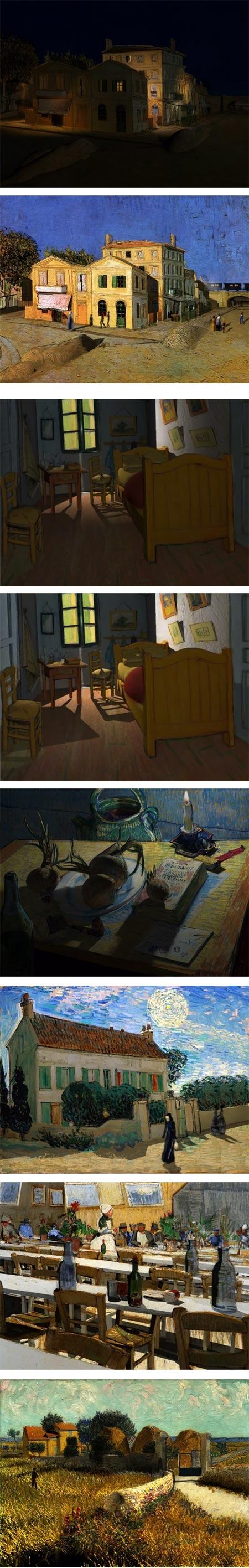 Van Gogh Shadow, Luca Agnani