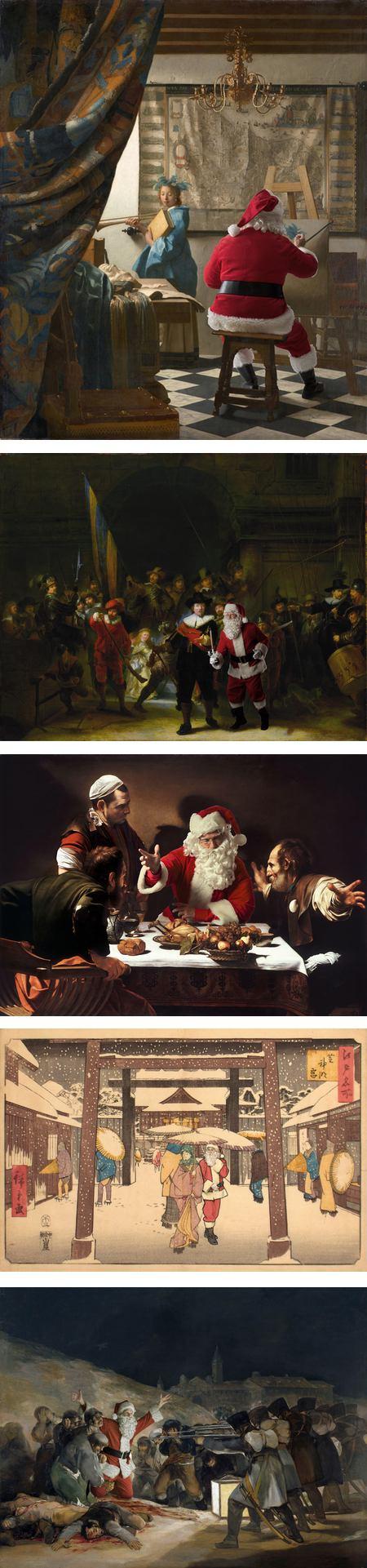 Santa Classics ed Wheeler