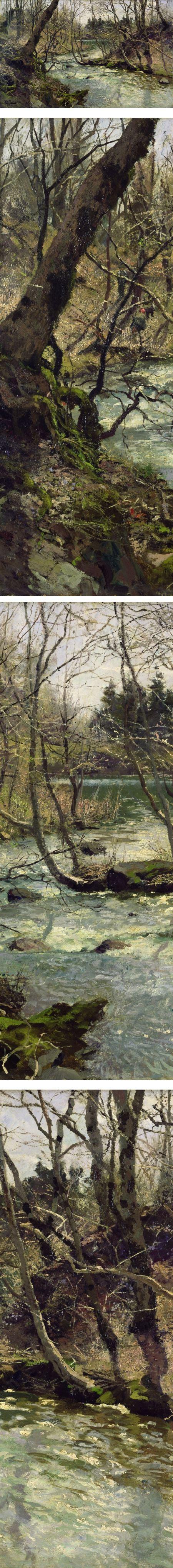 River, Frits Thaulow