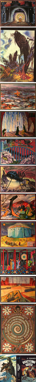 Tolkien illustrations by Sergei Iukhimov
