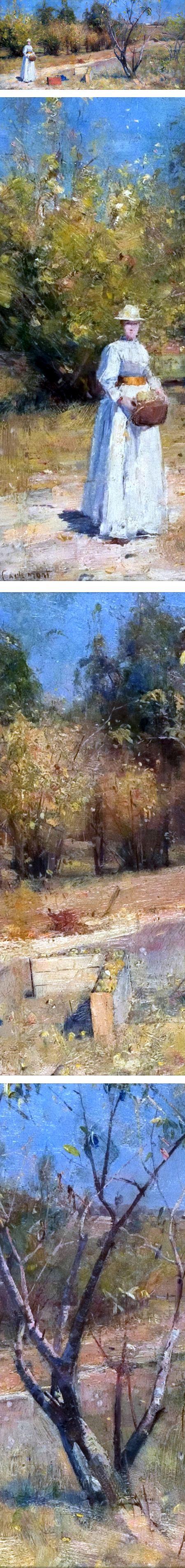 Autumn, Arthur Streeton