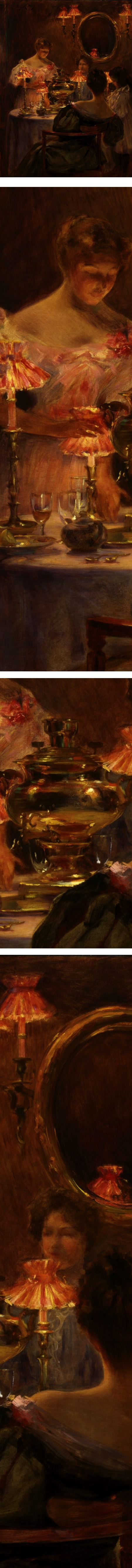 Russian Tea, Irving R. Wiles