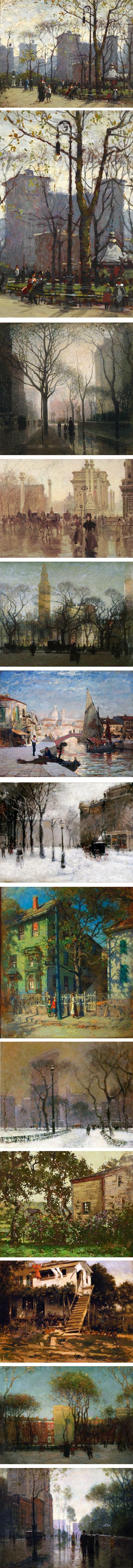Paul Cornoyer, American Impressionist
