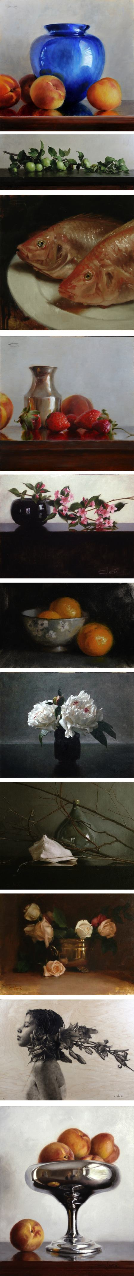 Lisa Gloria, still life