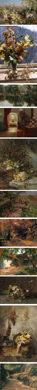 Olga Wisinger-Florian, Austrian impressionist