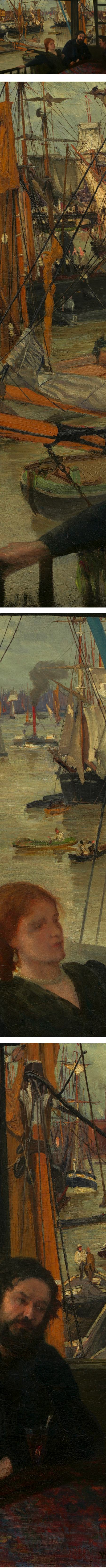 Wapping, James McNeill Whistler