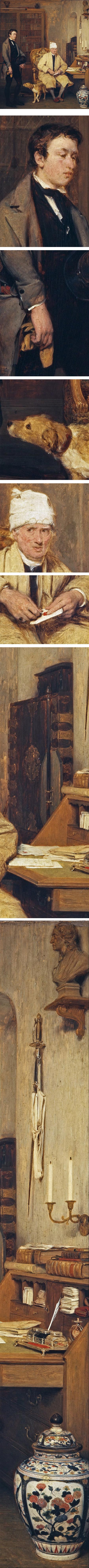 The Letter of Introduction, David Wilkie