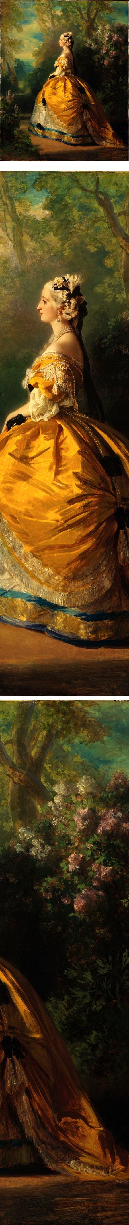 The Empress Eugenie, Franz Xaver Winterhalter