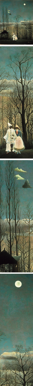 Carnival Evening, Henri Rousseau