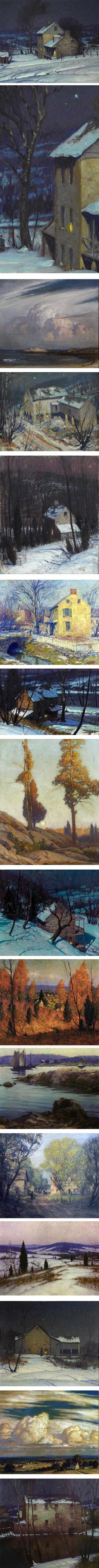 George Sotter, Pennsylvania Impressionist
