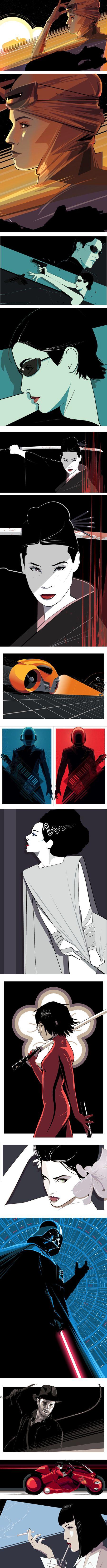 Craig Drake, posters, Star Wars