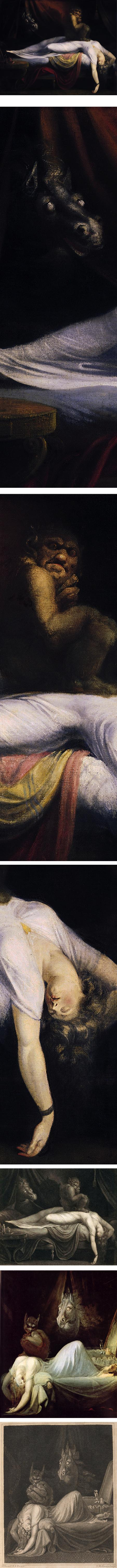 The Nightmare, Henru Fuseli