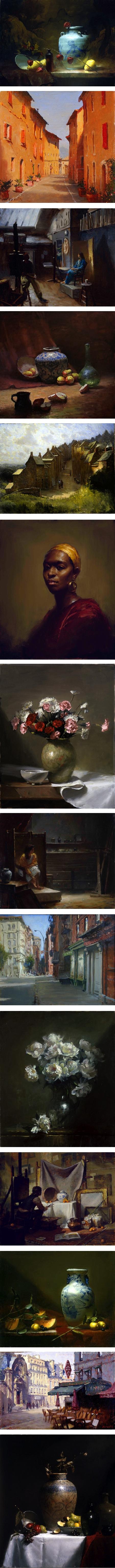 Gregg Kreutz, Problem Solving for Oil Painters