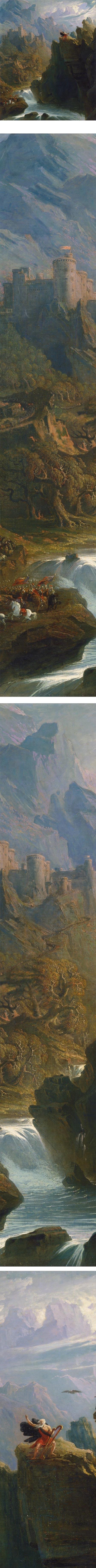 The Bard, John Martin
