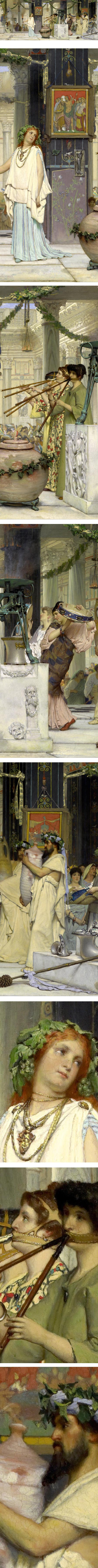 The Vintage Festival, Lawrence Alma-Tadema