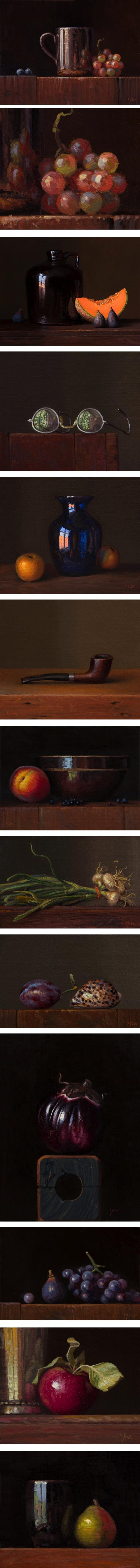 Abbey Ryan, still life