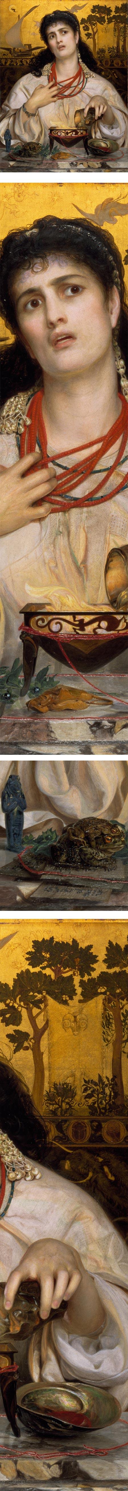 Medea, Frederick Sandys