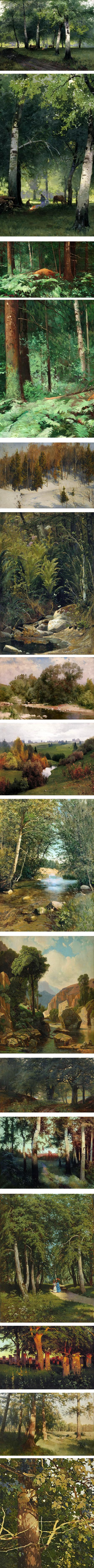 Andrei Nikolaievich Schilder, Russian landscape painter