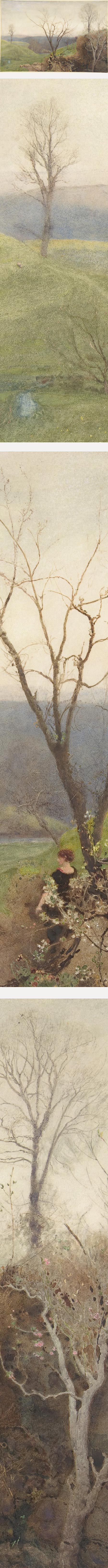 Spring, John William North