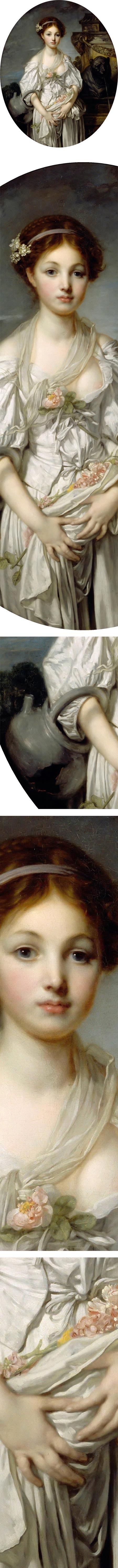 The Broken Vessel (La Cruche cassee), Jean-Baptiste Greuze