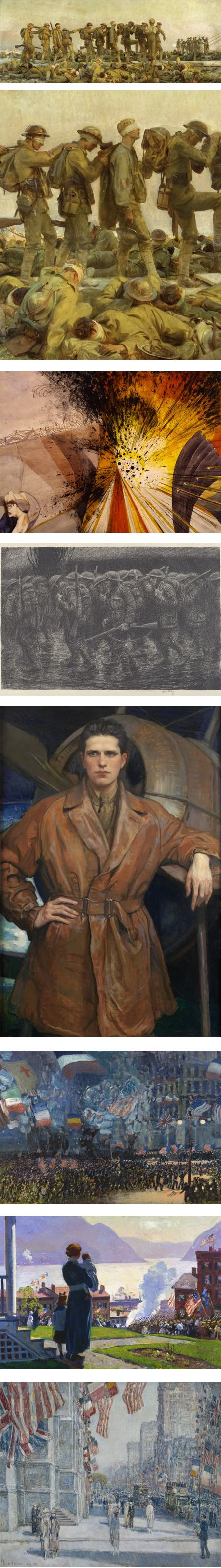 World War I and American Art at PAFA