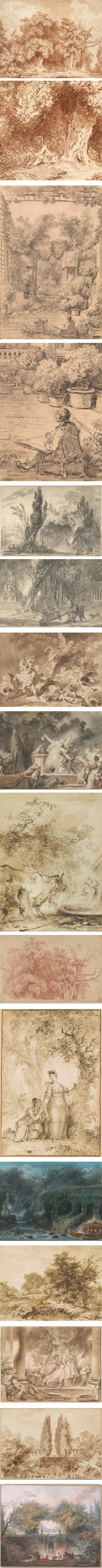 Jean-Honore Fragonard: Drawing Triumphant