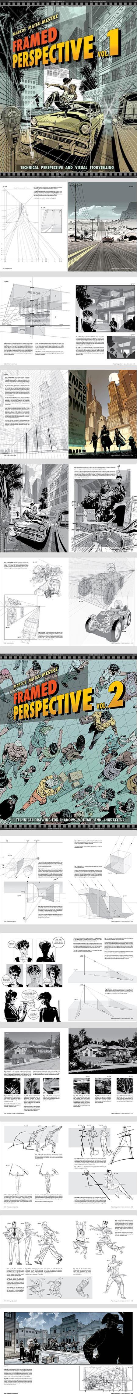 Framed Perspective,  Marcos Mateu-Mestre