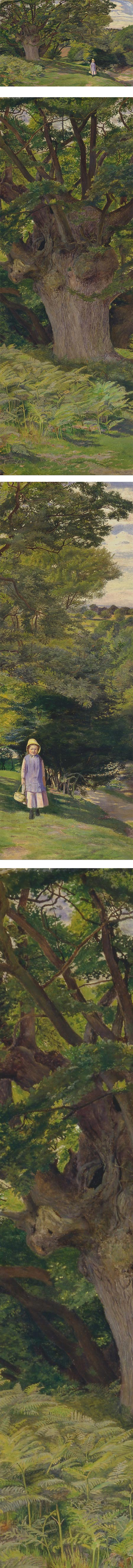 Hayes Common, William Henry Millais