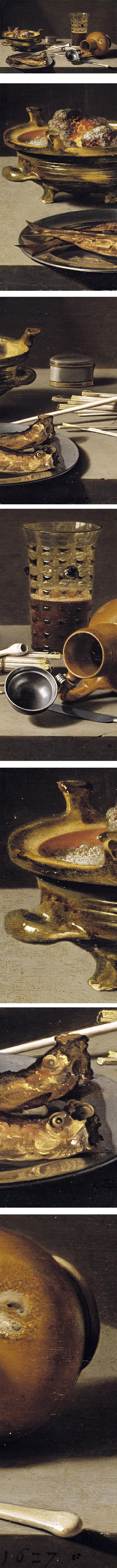 Still Life, Pieter Claesz