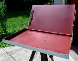 Carol L. Douglas, DIY pochade box