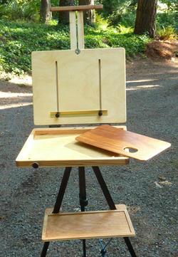 Darrell Anderson, DIY pochade box