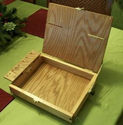 Jeremy Sams, DIY pochade box