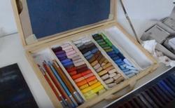 Larisa Carli, DIY pochade box