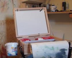 , DIY pochade box