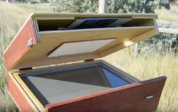 Scott Ruthven, DIY pochade box