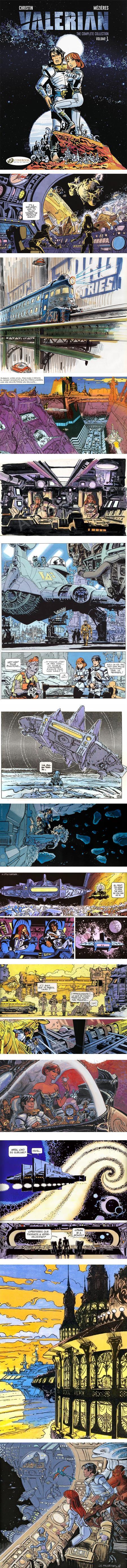 Jean-Claude Mezieres, French comics artist, Valerian and Laureline
